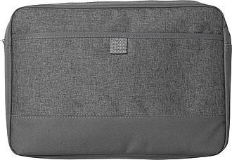 Poly canvas laptop bag (600D)