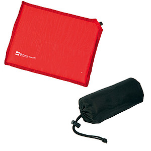 SCHWARZWOLF REST selfinflatable travel cushion, 40x30cm