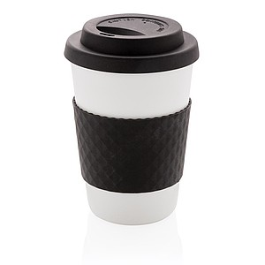 Reusable Coffee cup 270ml,black