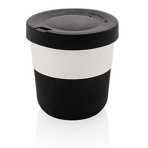 PLA cup coffee to go,black