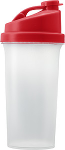 Plastic protein shaker (approx. 700ml)