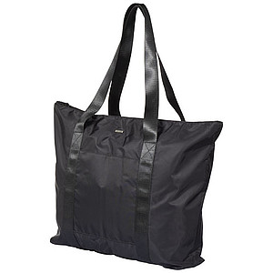 Luxe 15 Travel Tote Black