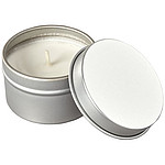 Luva candle in tin - SL