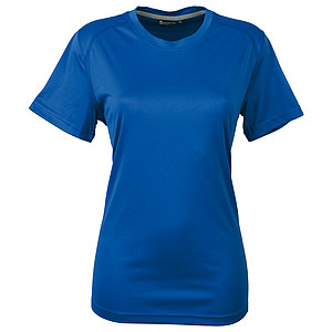 SCHWARZWOLF COOL SPORT Functional quick dry T-shirt – women, blue XL