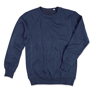 Stedman Active Sweatshirt Men blue midnight M
