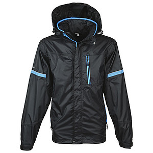 SCHWARZWOLF BONETE Autumn jacket men black M